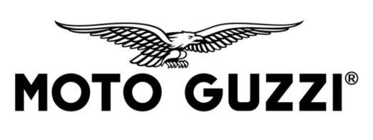 מוטו גוצי, לוגו, Moto Guzzi